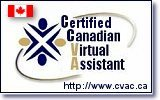 Certified Canadian Virtual Assistant