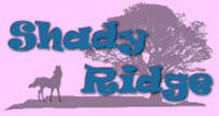 Shady Ridge Farm Logo